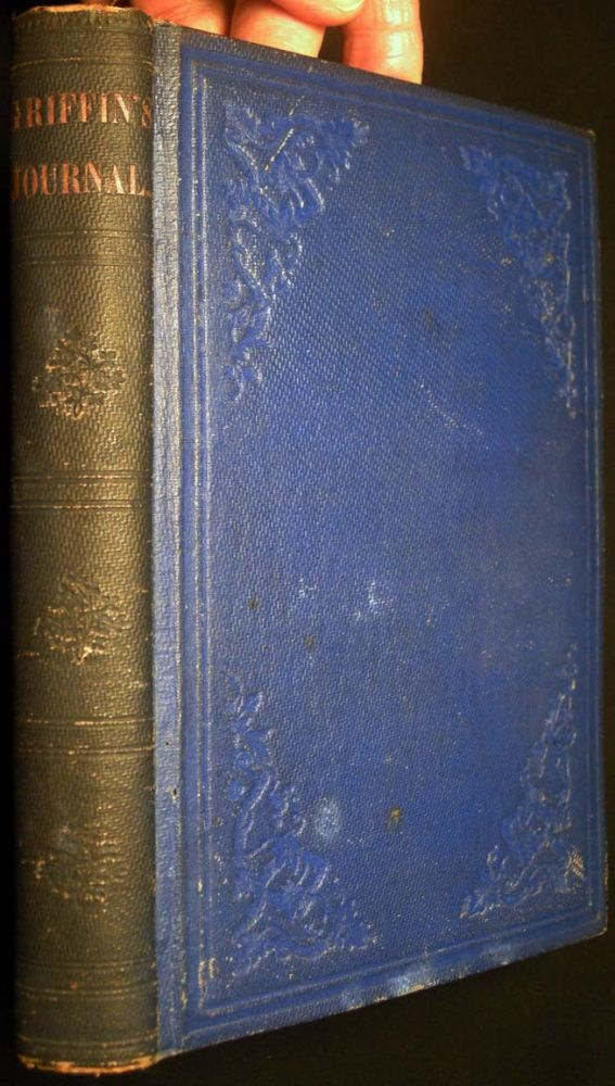 Griffin's Journal. First Settlers of Southold; the Names of the Heads of Those Families, Being Only Thirteen at the Time of Their landing; First Proprietors of Orient; Biographical Sketches, &c. &c. &c. Augustus Griffin.