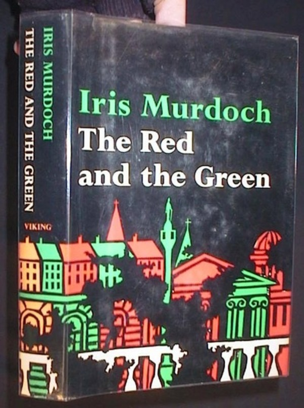 The Red and the Green. Iris Murdoch.