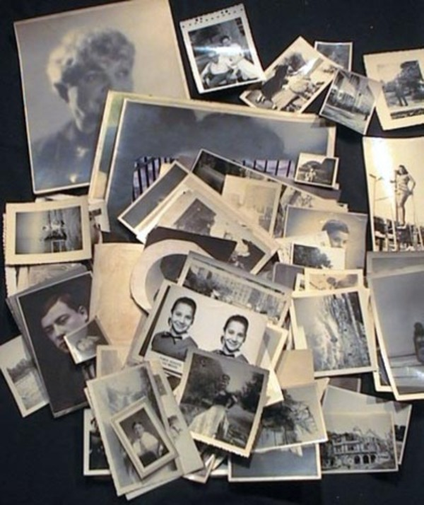 Collection of 85+ Snapshots and Larger Portraits of a New York Family Circa Early to Mid Twentieth Century. Photography.