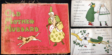 Old Mother Hubbard. Fairy Tales.