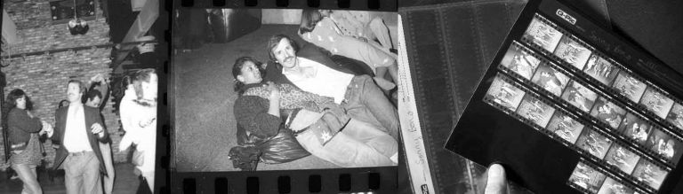 1981 Group of 35mm Photographic Negatives and Contact Prints of Sonny Bono. Photography - Entertainment History - Sonny Bono.
