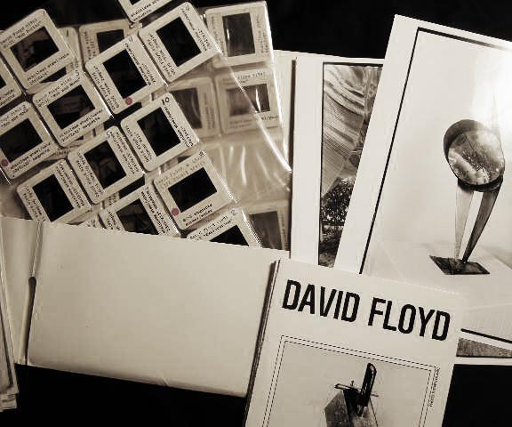 David Floyd Metal Sculpture Catalog, Photographs, Price List, Related Ephemera. Art - 20th Century - David Floyd - Sculpture - Modern Art - Contemporary Art.
