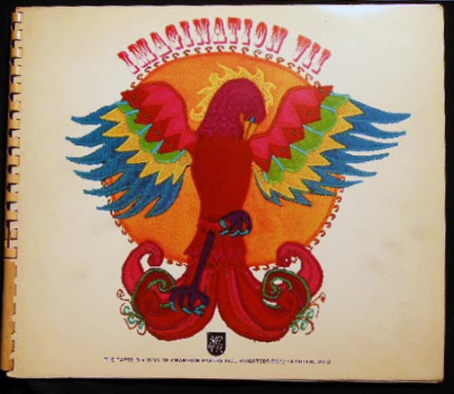 Imagination VII Champion Papers. Art - 20th Century - Design - Graphic Arts - Paper - Champion Papers.