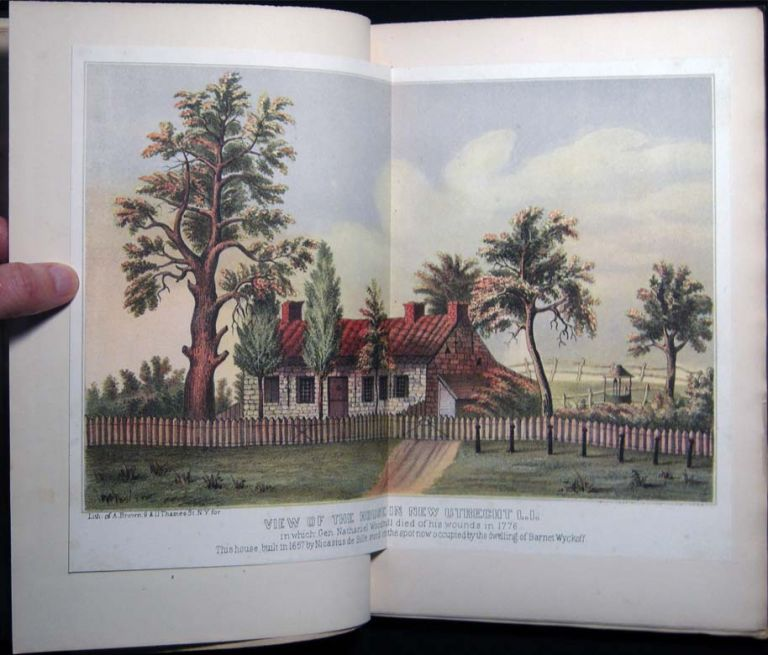 Historic and Antiquarian Scenes in Brooklyn and Its Vicinity, with Illustrations of Some of Its Antiquities. W. Field, homas.