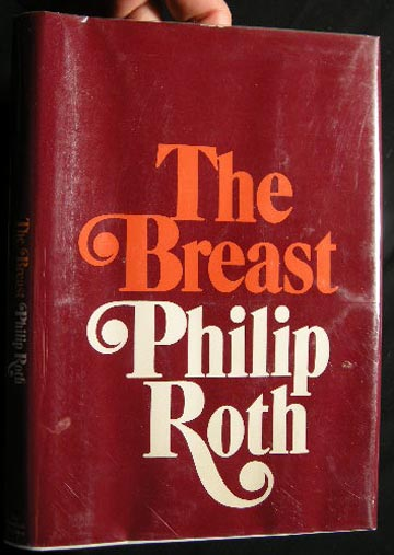 The Breast. Philip Roth.