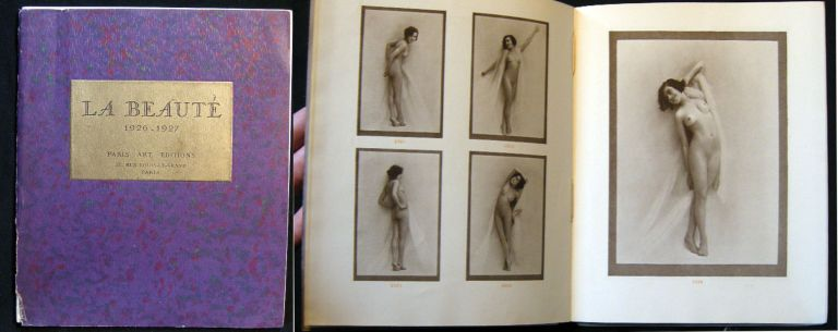 La Beaute: 1926-1927 Album XXXI. Paris Art Editions.