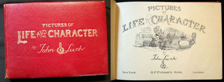 pictures of Life & Character. John Leech.