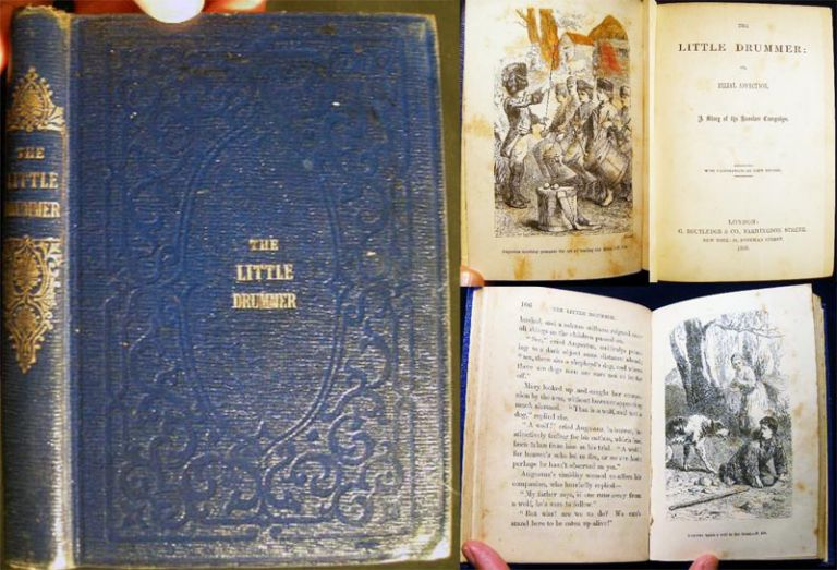 The Little Drummer: Or, Filial Affection. A Story of the Russian Campaign. Gustav Nieritz.