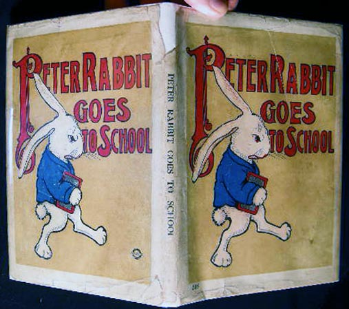 Peter Rabbit Goes to School. Louise A. Field.