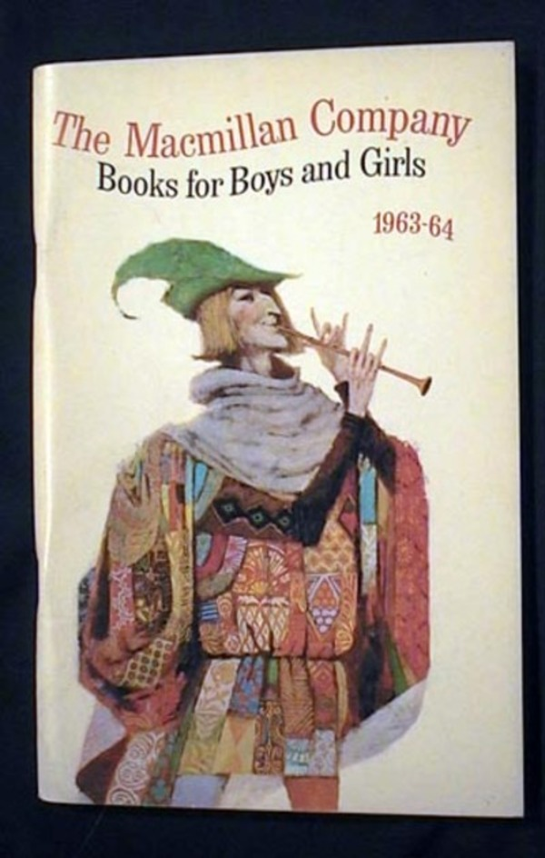Books for Boys & Girls 1963-64. MacMillan Company.