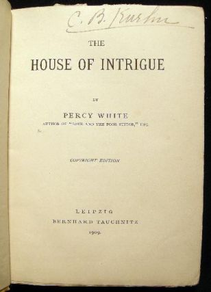 The House of Intrigue