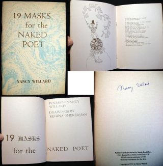 19 Masks for the Naked Poet. Nancy Willard