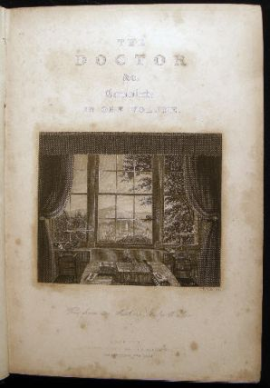 The Doctor, &c. By the Late Robert Southey. Edited By His Son-In-Law, John Wood Warter, B.D.
