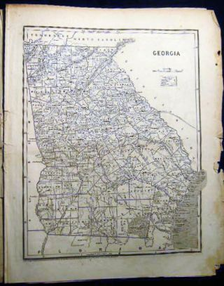 The Cerographic Atlas of the United States.