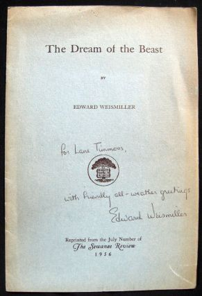 The Dream of the Beast. Edward Weismiller