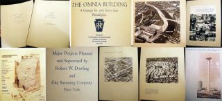 Circa 1965 Major Projects Planned and Supervised By Robert W. Dowling and City Investing Company...