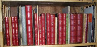 1923 - 1957 Collection of over 50 individual Inscribed & Signed Publications of Danish Humorist Playwright Author Carl Erik Soya.