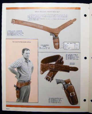 1976 Catalog The Hunter Company Leather Products Engineered for Action