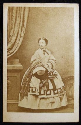 Carte-de-Visite Photograph of Princess Helena Augusta Victoria; Princess Christian of...