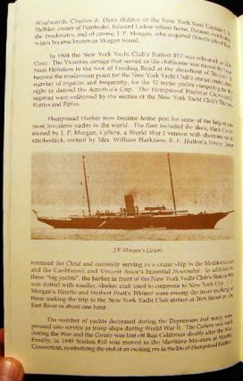 The Hempstead Harbour Club 1891 - 1991 A Historical Perspective