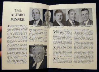 The City College of New York Alumnus December, 1958 Volume 54, Number 3