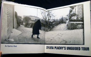 Unguided Tour (with) Two Sylvia Plachy Photographs Laid-in