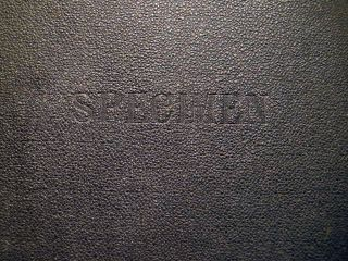1871 Specimen Book of Illustrations By Johnson Fry & Co. Beekman Street New York. Americana -...