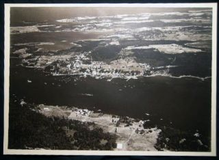 Circa 1935 McLaughlin Aerial Survey Photograph. Photography - 20th Century - McLaughlin Aerial...