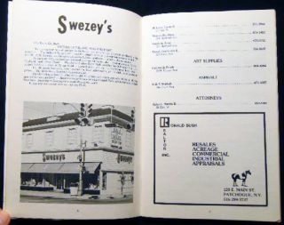 Anniversary Days 1981 Patchogue Chamber of Commerce