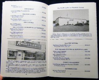 1989 Greater Patchogue Chamber of Commerce Business Directory