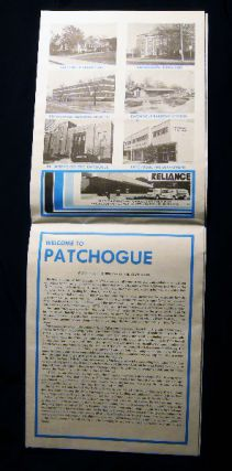 Guide to Patchogue 1988 Courtesy The Greater Patchogue Chamber of Commerce Map & Business Directory
