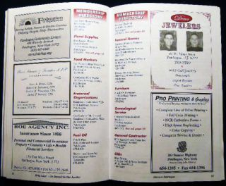 2004 - 2005 Greater Patchogue Chamber of Commerce Member Directory