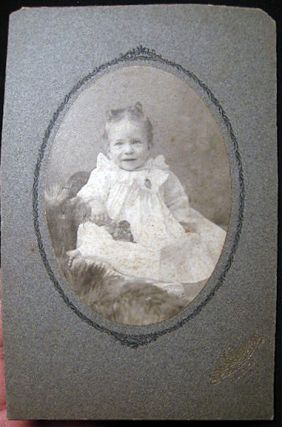 Circa 1880 Group of 7 Photo Portrait Cabinet Cards: Bluefield West Virginia & Pocahontas Virginia: Studios of Hicks & Echols, Poff & Hicks, P.W. Poff & H.W. Hicks.