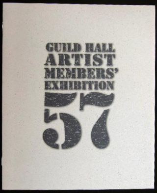57th Annual Guild Hall Artist Members' Exhibition March 18th - April 29th, 1995. Americana - 20th...