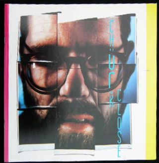 Chuck Close Up Close Guild Hall Museum June 16 - July 28, 1991. Americana - 20th Century - Art -...