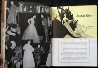 A Dedication and Welcome to the Textile Industry By the Class of 1950 Fashion Institute of Technology New York City
