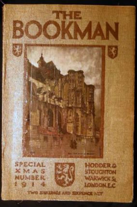 The Bookman Christmas Double Number December 1914 No. 279 Vol. XLV II. 20th Century - Bookselling...