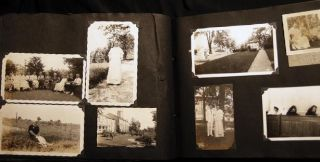 1939 -1940 Photograph Album Education and Ordination of Catholic Priests Including St. Rose Priory Kentucky
