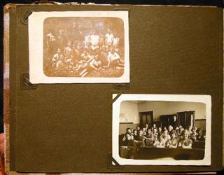 1929 - 1935 Two Photograph Albums With Boys and Young Men's Education & Activities in Austria & Germany
