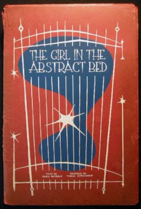 The Girl in the Abstract Bed. Vance Bourjaily