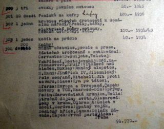 Circa 1920 - 1960 Archive of a Czechoslovak Jewish Textile Industry Student and Eventual Emigrant to Israel.