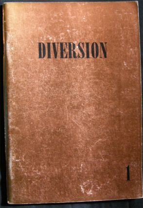 Diversion 1 June 1973. 20th Century - Philosophy - Situationist International