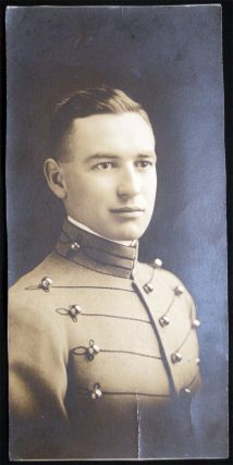 1917 Portrait Photograph of Eldon P. King of Oregon, in West Point USMA. Americana - 20th Century...