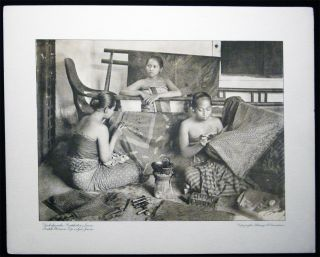 Circa 1910 Twelve Interesting Pictures of the Dutch East Indies