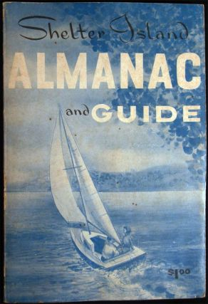 Shelter Island Almanac and Guide. Americana - 20th Century - Long Island - Shelter Island