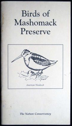 Birds of Mashomack Preserve. Americana - 20th Century - Long Island - Shelter Island - Natural...