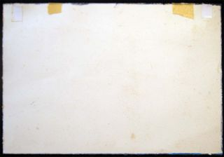 1984 Color Abstract Screenprint Signed By Fen Chen