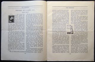 The Bodleian a Journal of Books at the Bodley Head Vol. XVIII. No. 12 March, 1927