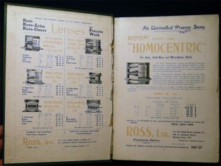 Penroses's Pictorial Annual the Process Year Book 1903-4 An Illustrated Review of the Graphic Arts Edited By William Gamble