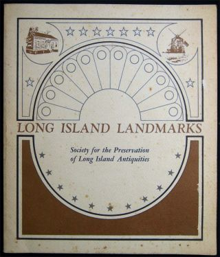 Long Island Landmarks. Americana - 20th Century - New York State - Long Island - Architectural...